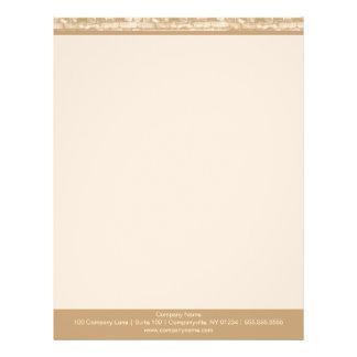 Papel de carta do tijolo