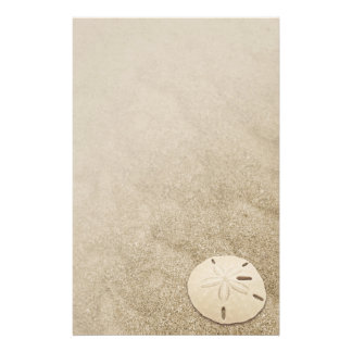 Papel de carta elegante 3 do dólar de areia papelaria
