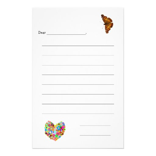Papel de nota alinhado do miúdo papel personalizado