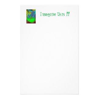 papel de nota - imagine isto papelaria