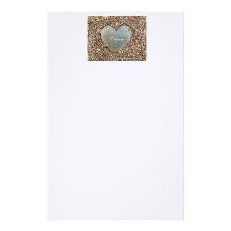 Papel de nota, papel de carta papel personalizados