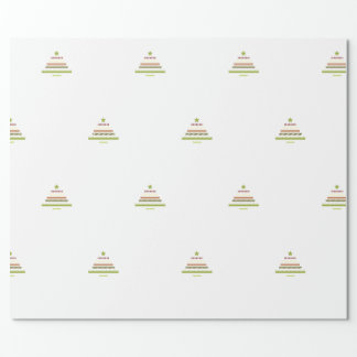 Papel de papel de embrulho