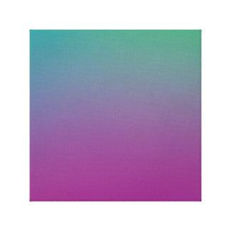 Papel de parede colorido em um impressão das