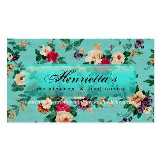 Papel de parede rosa vermelha elegante dos rosas cartão de visita