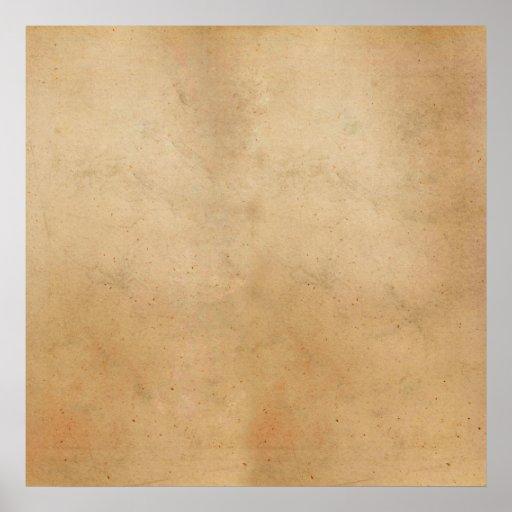 Papel de pergaminho da antiguidade do Grunge de Poster