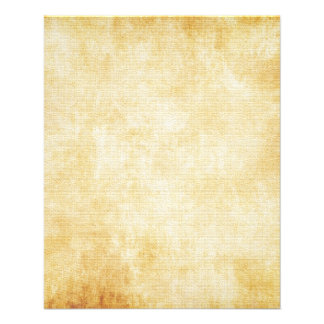 Papel de pergaminho do fundo | flyer 11.43 x 14.22cm