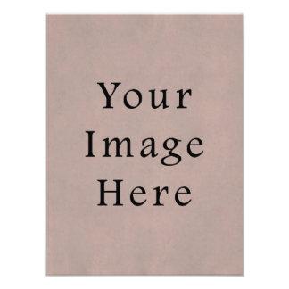 Papel de pergaminho roxo neutro da lavanda do vint impressão de foto