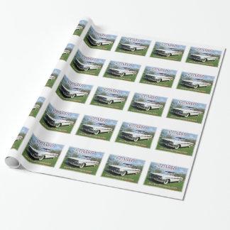 Papel De Presente 1961_Chevrolet_Impala