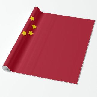 Papel De Presente A bandeira da República Popular da China