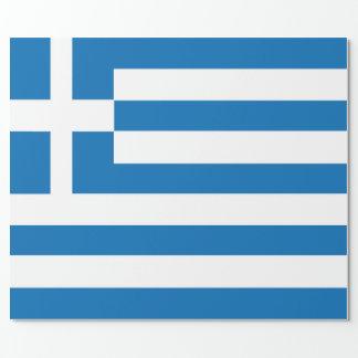 Papel De Presente A bandeira nacional da piscina
