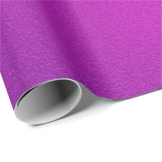 Papel De Presente Abstrato roxo brilhante Amethyst cor-de-rosa do