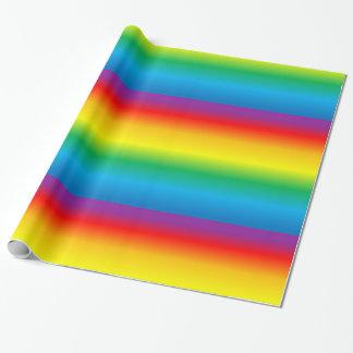 Papel De Presente arco-íris