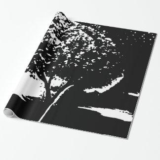 Papel De Presente árvore