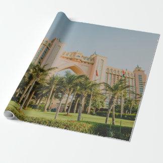 Papel De Presente Atlantis a palma, Abu Dhabi