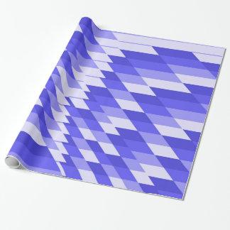 Papel De Presente azul
