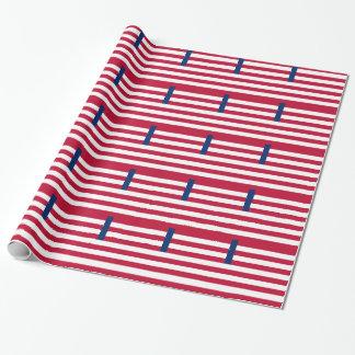Papel De Presente Baixo custo! Bandeira de Liberia