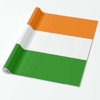 Papel De Presente Bandeira de India Ashoka Chakra