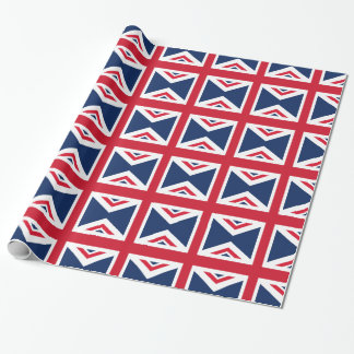 Papel De Presente Bandeira de Inglaterra