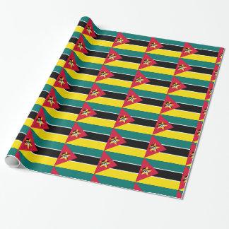 Papel De Presente Bandeira de Mozambique