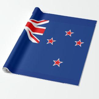 Papel De Presente Bandeira de Nova Zelândia