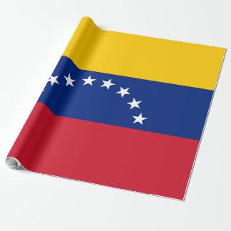 Papel De Presente Bandeira de Venezuela