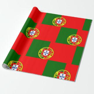 Papel De Presente Bandeira nacional de Portugal