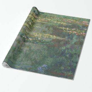 Papel De Presente Belas artes GalleryHD da lagoa do lírio de água de