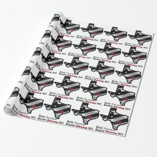 Papel De Presente Bk rd branco do design de Harvey