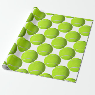 Papel De Presente Bola de tênis