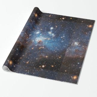 Papel De Presente Céu estrelado