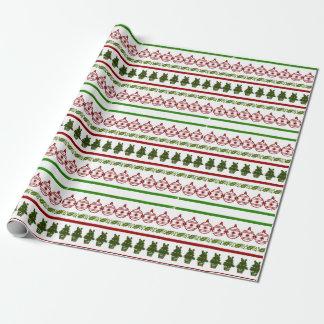 Papel De Presente Christmas design