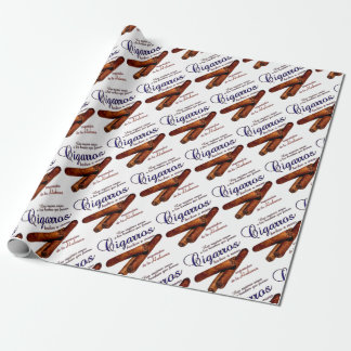 Papel De Presente Cigarros - Cirars