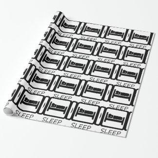 PAPEL DE PRESENTE COMA SLEEP3