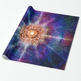 Papel De Presente Cor da constelação H080