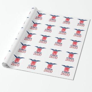Papel De Presente Cthulhu para o presidente 2020