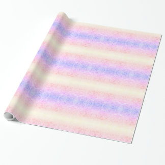 Papel De Presente Design bonito de Frost do arco-íris