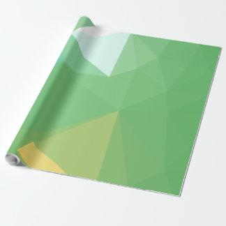 Papel De Presente Design geométrico abstrato de LoveGeo - chuva