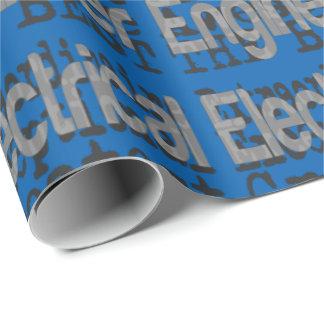 Papel De Presente Engenheiro electrotécnico Extraordinaire