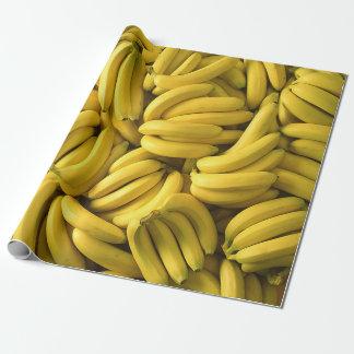 Papel De Presente Engraçado, bananas, costume