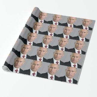 Papel De Presente Engrenagem de Vladimir Putin