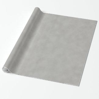 Papel De Presente Escuro - olhar cinzento da textura do pergaminho