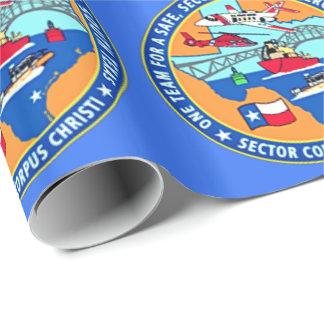 Papel De Presente Estação Corpus Christi Texas de USCG