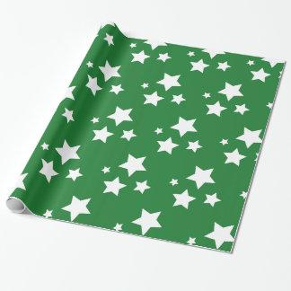 Papel De Presente Estrelas