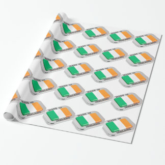 Papel De Presente Feito em Ireland