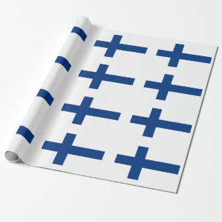 Papel De Presente Finlandia