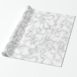Papel De Presente Fundo de pedra marmoreado de mármore do branco