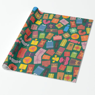 Papel De Presente gifts_texture_colorful