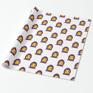 Papel De Presente hajib do emoji