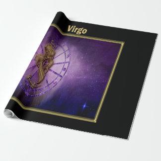 Papel De Presente horóscopo do design da astrologia do zodíaco do