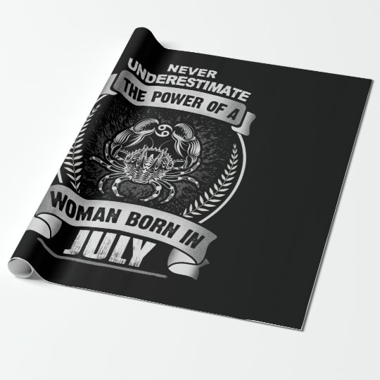 Papel De Presente Horóscopo julho